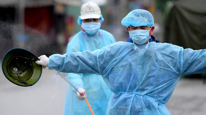 Bệnh nhân 250 ở thôn Hạ Lôi tiếp xúc gần 153 người