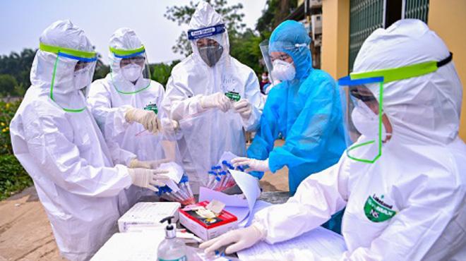 Bệnh nhân 22 dương tính với Covid-19 sau khi xuất viện tại Đà Nẵng