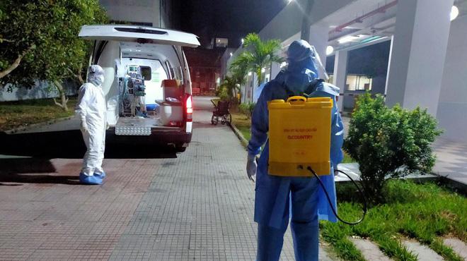 33 người ở TP.HCM có triệu chứng về hô hấp từng đến Đà Nẵng