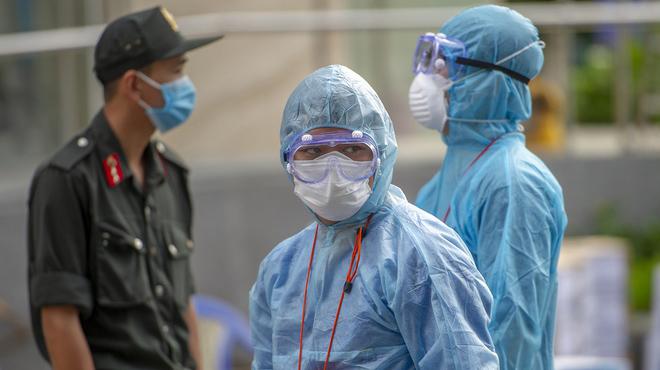 Thêm một người mắc Covid-19 liên quan đến Bệnh viện Đà Nẵng