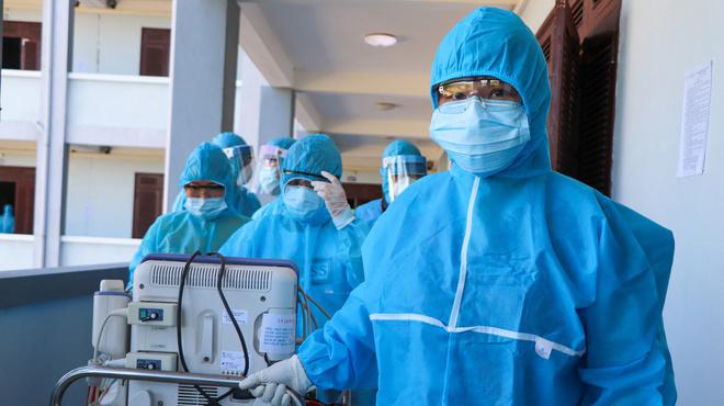 Bệnh nhân 426 tử vong vì suy thận mạn tính và mắc Covid-19