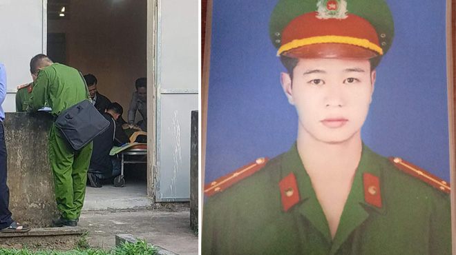 Thượng úy công an bị đánh tử vong ở Hà Nam