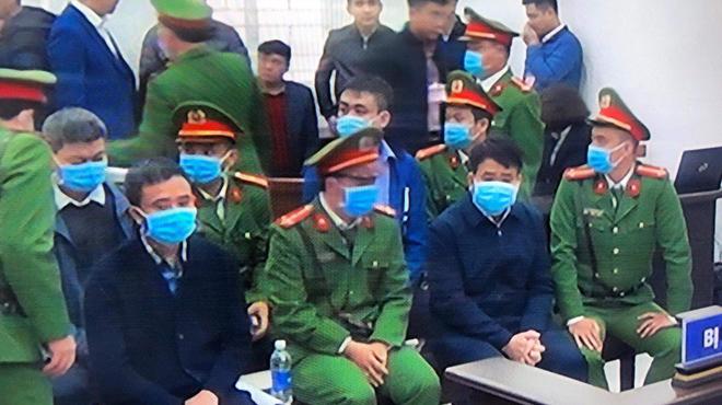 Ông Nguyễn Đức Chung bị phạt 5 năm tù