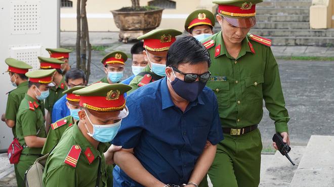 Ông Đinh La Thăng hầu tòa ở TP.HCM