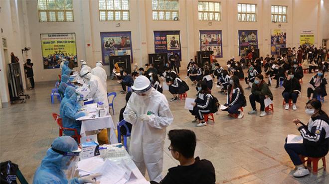 Cách ly hơn 1.300 học sinh Hà Nội đi tham quan ở Hải Dương