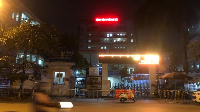 Phát hiện 9 người dương tính nCoV tại Bệnh viện Phổi Hà Nội