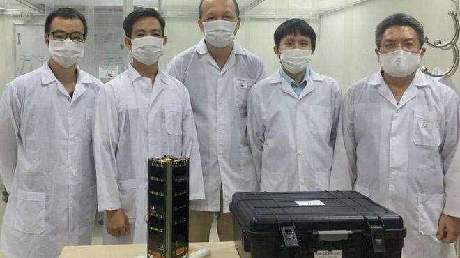 Việt Nam sắp phóng vệ tinh NanoDragon lên quỹ đạo