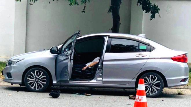 Bí thư thị trấn Lai Uyên tử vong trong ôtô