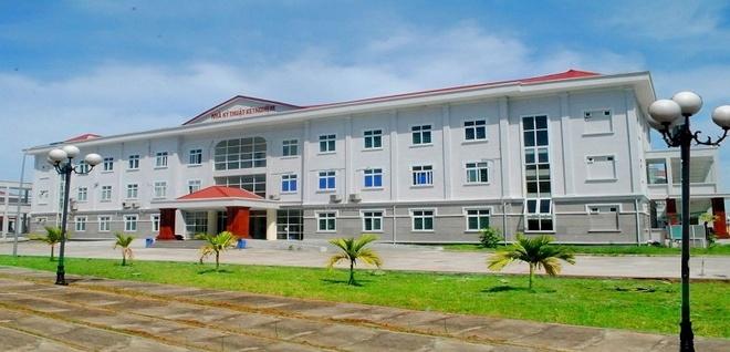 Bệnh viện Phổi tỉnh Thái Bình.
